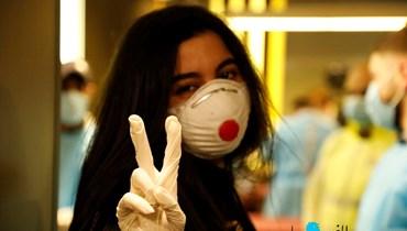 """المتحورة """"دلتا"""" تسلّلت إلى لبنان... نقيب الأطباء يدعو الى التلقيح والتزام إجراءات الوقاية لتجنّب الكارثة"""