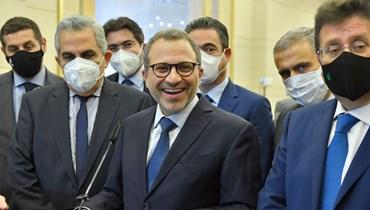 """تكتل """"لبنان القوي""""."""