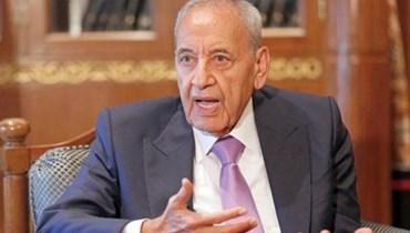 بري: إسقاط لبنان بالتعطيل خيانة ولا حصانة لأي متورط في اي موقع كان
