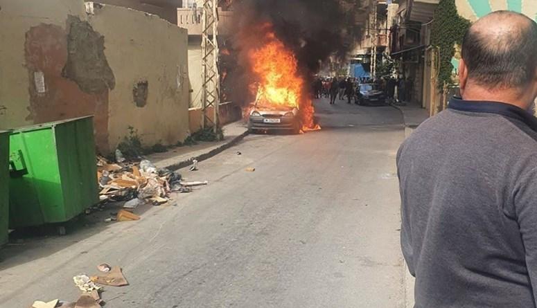 توتر بين الجيش والمحتجين في جبل محسن... وسقوط عدد من الجرحى (فيديو)