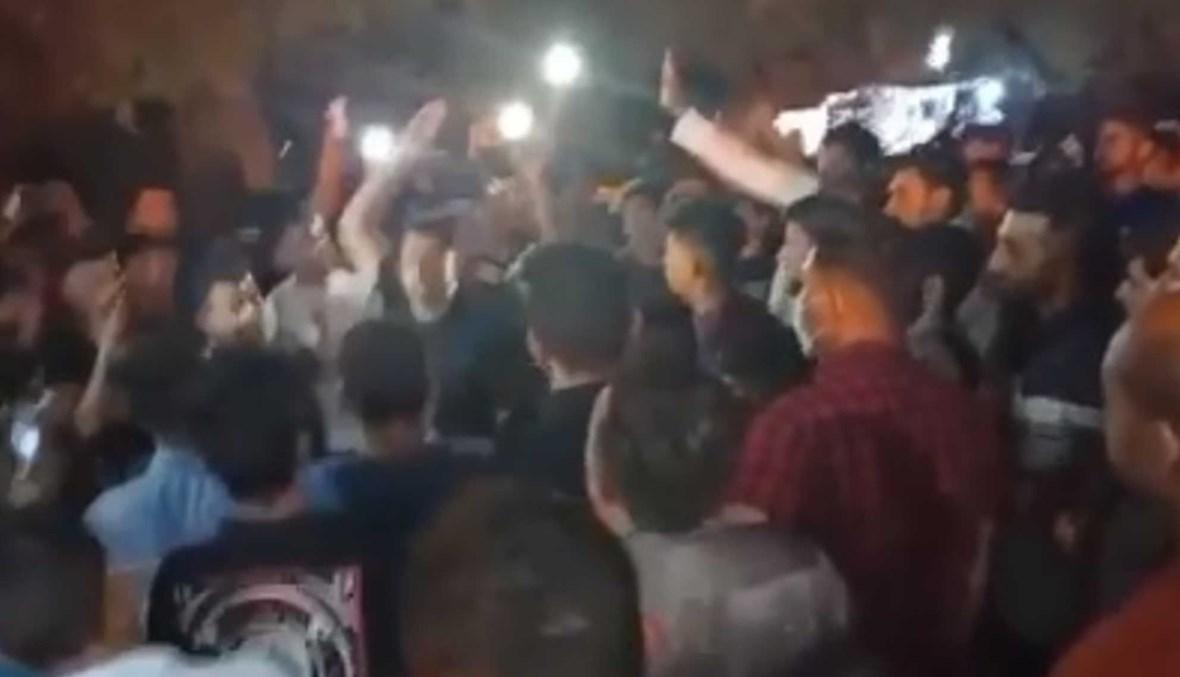صورة من احتجاجات الأحواز
