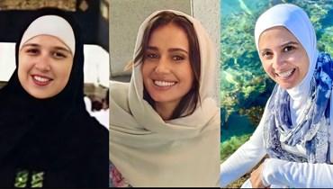 حنان ترك وحلا شيحة وياسمين عبدالعزيز.