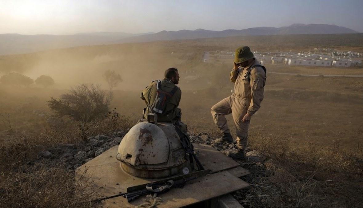 جنود إسرائيليون (أ ف ب).