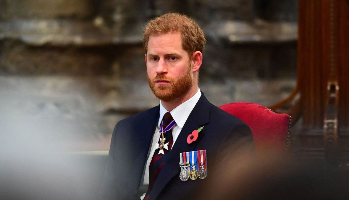الأمير هاري (أ ف ب).