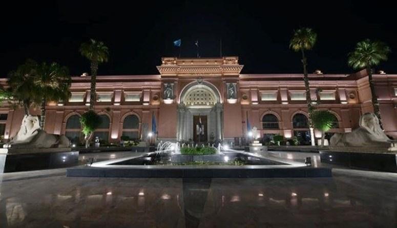المتحف المصري في التحرير (الصورة من موقع المتحف).