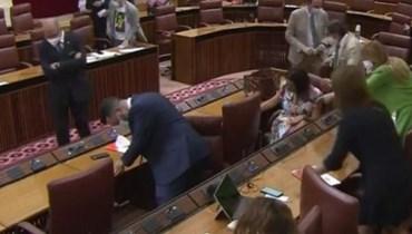 صورة من البرلمان