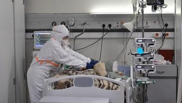 """مع ارتفاع الإصابات بكورونا... هذا ما كشفه 3 أطباء لـ""""النهار"""" عن وضع المستشفيات"""