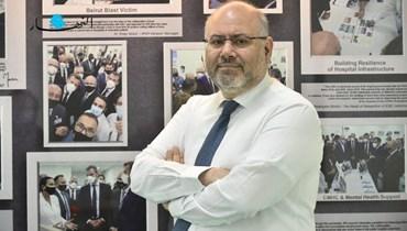 مدير مستشفى رفيق الحريري فراس أبيض.