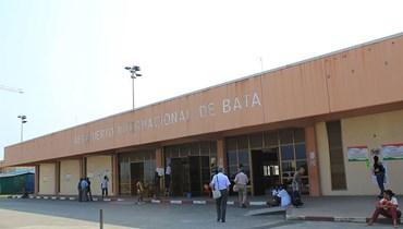 مطار باتا (ويكيبيديا).
