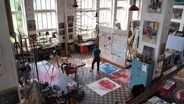 دردشة: الفنانة ساره شعّار... طريق مسدود مرحلة تصاعديّة وفجأة