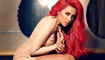 الشعر الأحمر اتجاه الموضة... اعتمدته فنّانات لبنانيات بجرأة (صور)