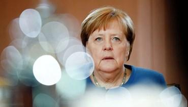 """المستشارة الألمانية أنجيلا ميركل - """"أ ب"""""""