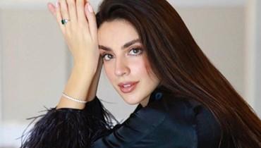 """ملكة جمال لبنان السابقة تعلن ارتباطها... بيرلا حلو: """"نعم للحب"""" (صور)"""