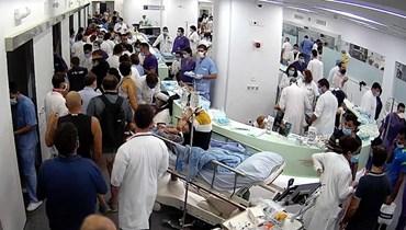 """ليلة الرعب في مستشفى أوتيل ديو... الزغبي لـ""""النهار"""": تعود كلّ الوجوه وصرخات الاستغاثة، يستحيل أن ننسى 4 آب"""