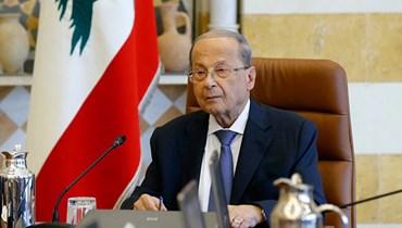 عون خالي الوفاض في مؤتمر دعم لبنان!