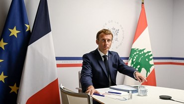 """ماكرون: المسؤولون اللبنانيون """"مدينون للشعب بالحقيقة"""" ولن يكون هناك شيك على بياض!  (صور - فيديو)"""