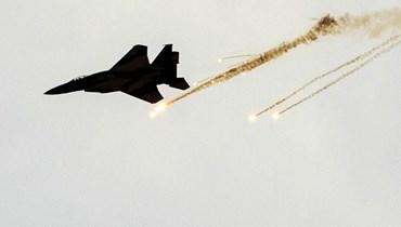 الطيران الحربي الإسرائيلي يقصف خراج بلدة المحمودية الجنوبية... أدرعي: الغارات ستتواصل وقد تتصاعد