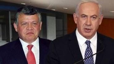 """إقصاء نتنياهو أحيا """"سلام"""" الأردن وإسرائيل؟"""