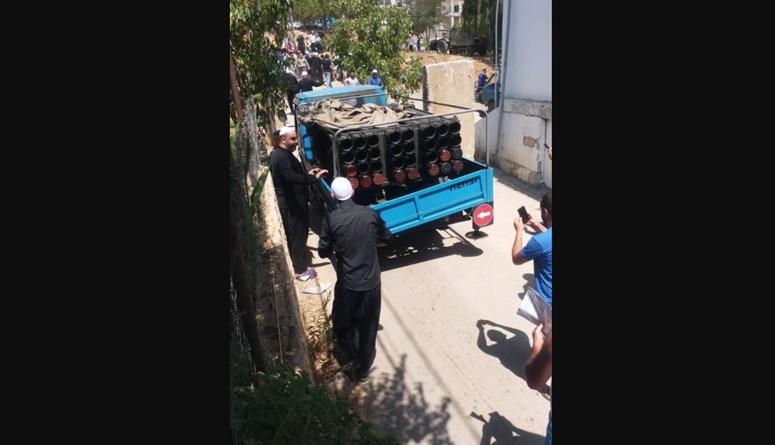 """بالفيديو والصور: ما تفاصيل الاستيلاء على راجمة الصواريخ التابعة لـ""""حزب الله"""" في بلدة شويا؟"""