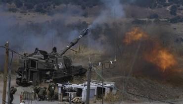 """القصف الإسرائيلي على لبنان - """"أ ب"""""""