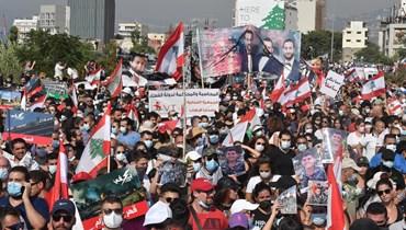 ثلاث محطات لافتة في إحياء ذكرى انفجار المرفأ