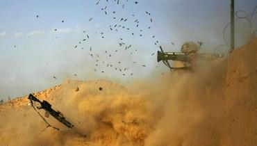 جندي أميركي في أفغانستان عام 2010 (أ ف ب).