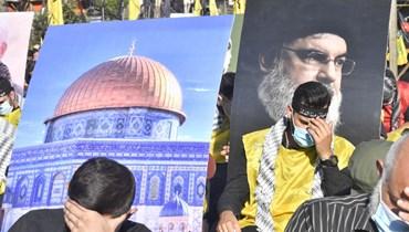 """واشنطن لن تترك """"حزب الله"""" يسيطر على لبنان"""