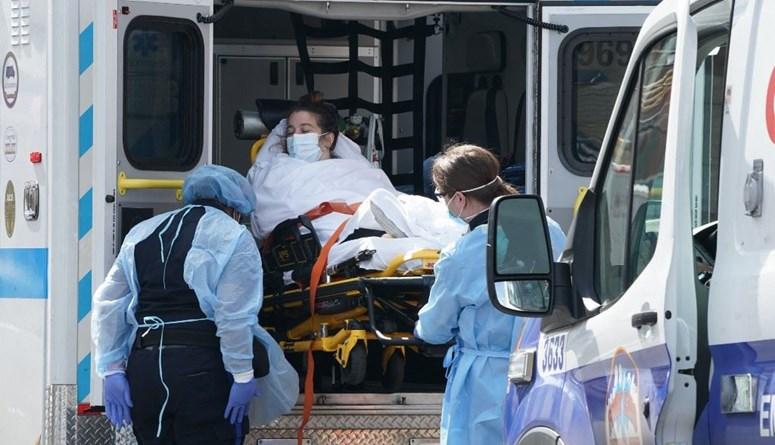 عدد مرضى كورونا في مستشفيات أميركا عند أعلى مستوى في ثمانية أشهر