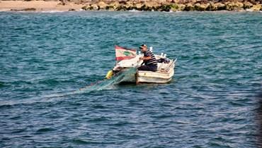 زورق صيد في صيدا ( Nabih El Boustani- Unsplash).