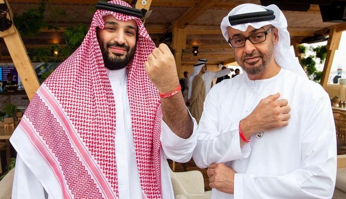 """محمد بن سلمان خرج عن """"رعاية"""" محمد بن زايد؟"""