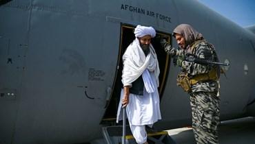 """حركة """"طالبان"""" في أفغانستان (أ ف ب)."""