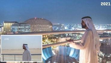 حاكم دبي الشيخ محمد بن راشد (مواقع التواصل الاجتماعي).