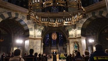 كنيسة في ألمانيا (تعبيرية- أ ف ب).