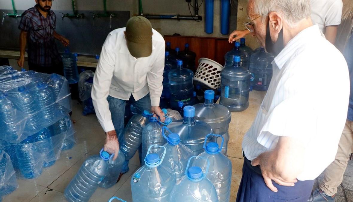 أزمة مياه تلوح بالأفق في لبنان (حسن عسل).