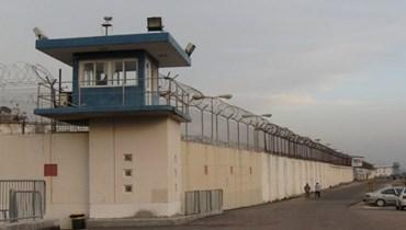 """صورة لسجن """"جلبوع"""" الإسرائيلي"""