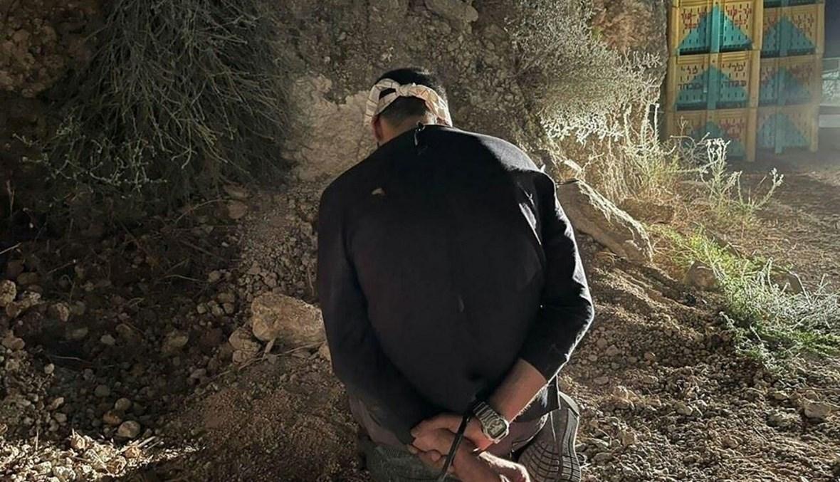 أحد الفلسطينيين الستة الذين فروا من السجن (أ ف ب).