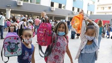 """مع العودة إلى المدرسة... الدكتور جيرار واكيم يجيب عبر """"النهار"""" عن هواجس الأهل الصحيّة"""