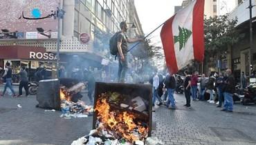 الانهيار في لبنان (تعبيرية).