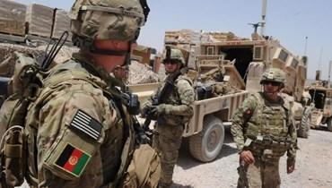"""تتزايد التساؤلات حول ما إذا كانت أفغانستان ستعود لتشكل قاعدة لـ""""القاعدة"""" وإخواتها من منظمات وحركات إرهابية (أ ف ب)."""