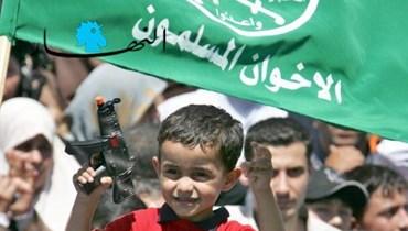 الإخوان المسلمون (أ ف ب).