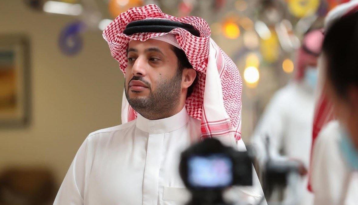 رئيس هيئة الترفيه في المملكة المستشار تركي آل الشيخ.