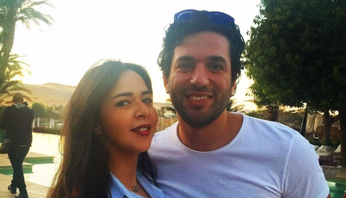 حسن الرداد وإيمي سمير غانم.