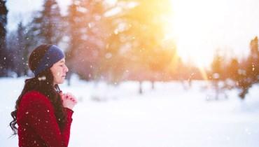 الفيتامين د والشتاء.