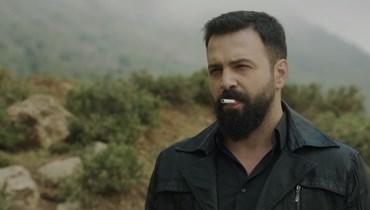 """تيم حسن بدور جبل شيخ الجبل في """"الهيبة""""."""