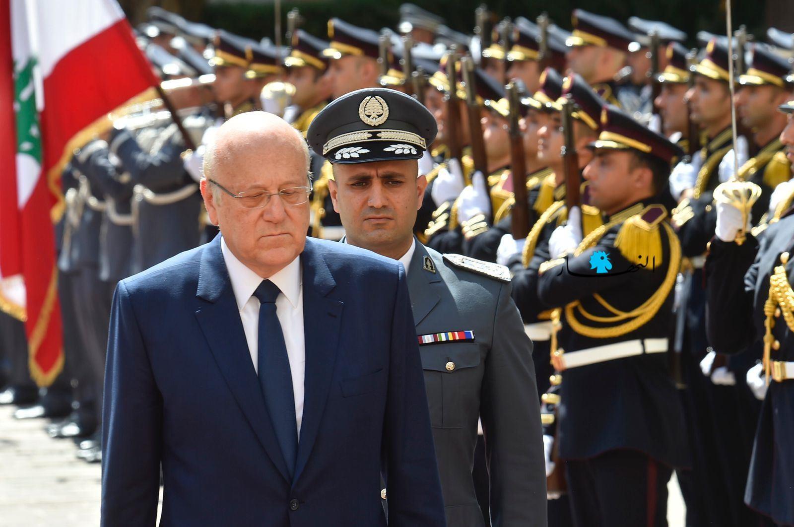 حكومة لبنان وميقاتي الحزين:هل في جعبته من حلول؟