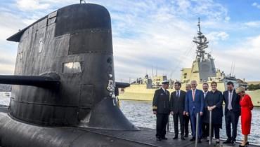 """أزمة الغواصات """"الخطرة"""" تابع... فرنسا تتهم أوستراليا والولايات المتحدة بـ""""الكذب"""""""