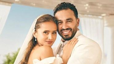 نجوم جمعهم الفنّ والزواج... نيللي كريم تعلن رغبتها في تكوين ثنائي فني مع هشام عاشور
