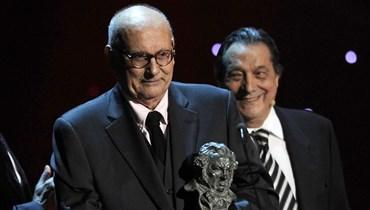 الموت يُغيّب المخرج الإسباني ماريو كامو عن 86 عاماً