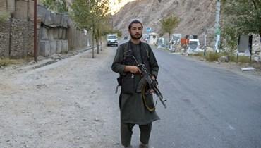 """استهداف آلية لـ""""طالبان"""" في جلال أباد"""