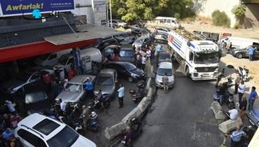 هل يُرفع الدعم عن البنزين صباح اليوم؟